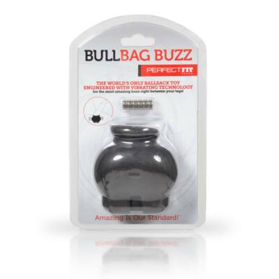 Perfect Fit - Bull Bag Buzz Black