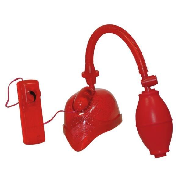 You2Toys Vagina Sucker - vibračná vakuová pumpa na vagínu