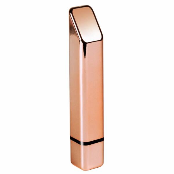 Bamboo Vibrator - rose gold