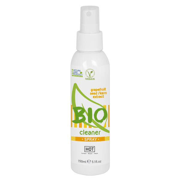 HOT BIO - product cleansing spray (150ml)