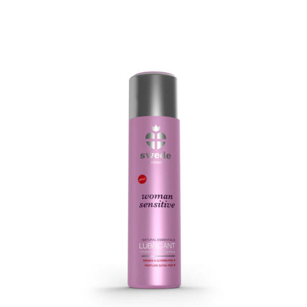 Woman Sensitive Water-Based Lubricant - 60ml