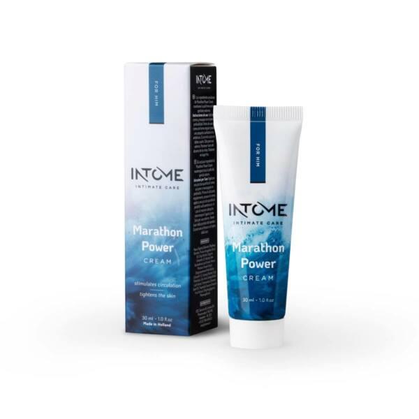 Intome Marathon Power – krém na oddialenie ejakulácie (30ml)