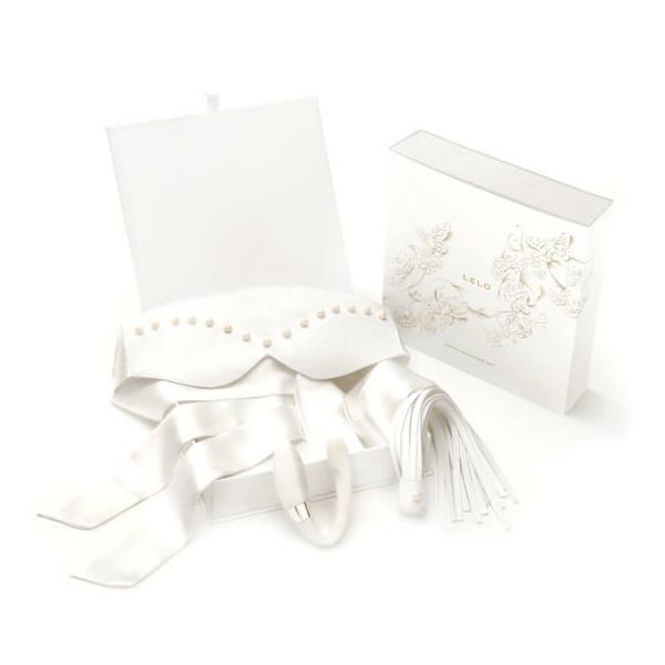 LELO Bridal - biela vibrátorová súprava mladomanželom