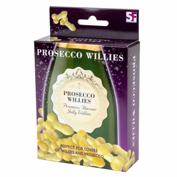 Prosecco Willies - gumené cukríky v tvare penisu (120g)