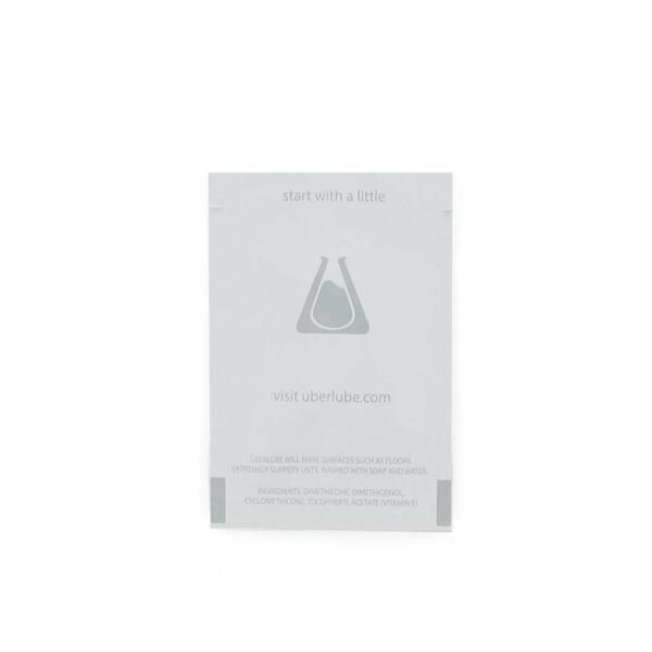 Ueberlube – silikónový lubrikant (2ml)