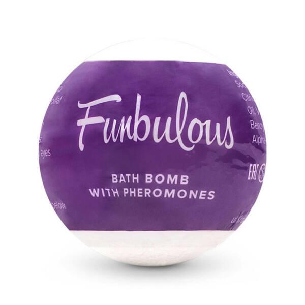 Obsessive Fun - kúpeľová bomba s feromónom (100g)