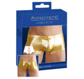 Men's Pants Gold