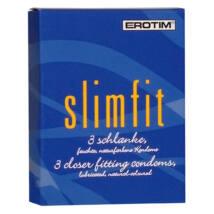 Erotim Slimfit kondómy - extra tenké (3 ks)