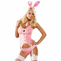 Obsessive - Bunny Suit Costume SM