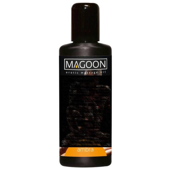 Magoon - masážny olej ambra 100 ml