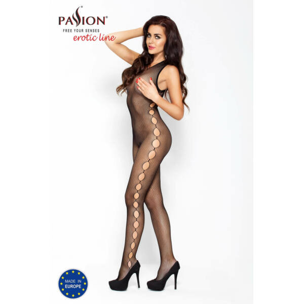 Passion BS003 - overal (black)