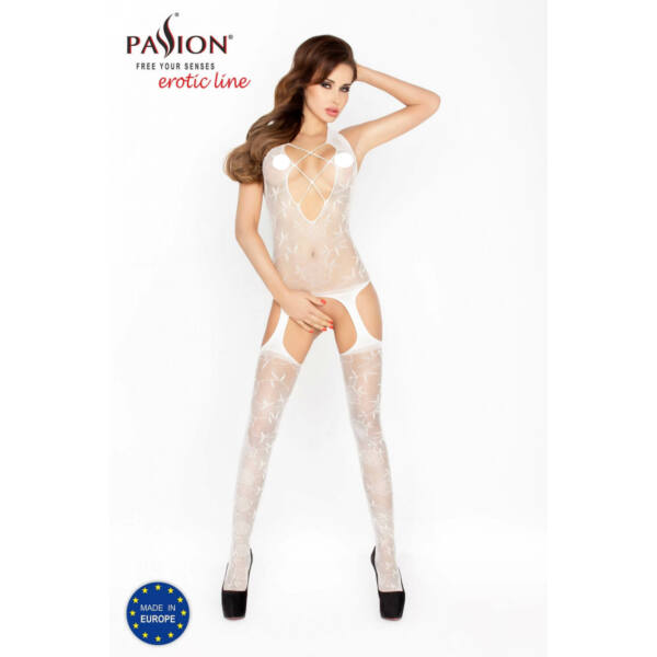 Passion BS017 - erotic set (white)