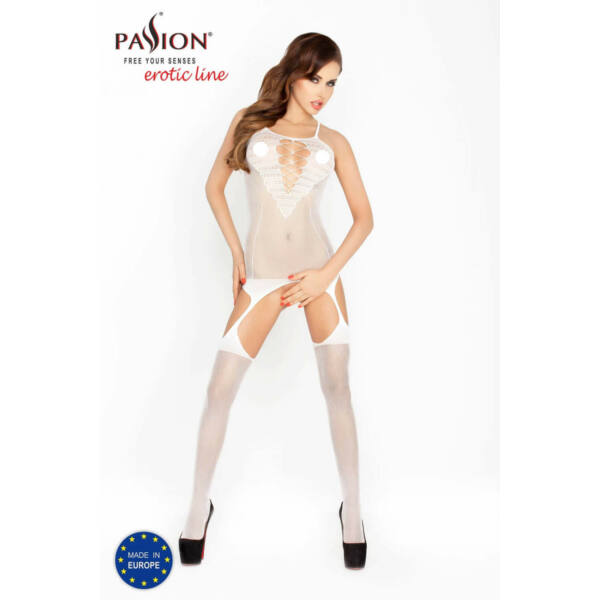 Passion BS024 - erotic set (white)