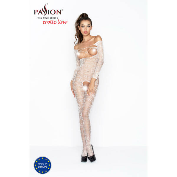 Passion BS031 - overal (white)