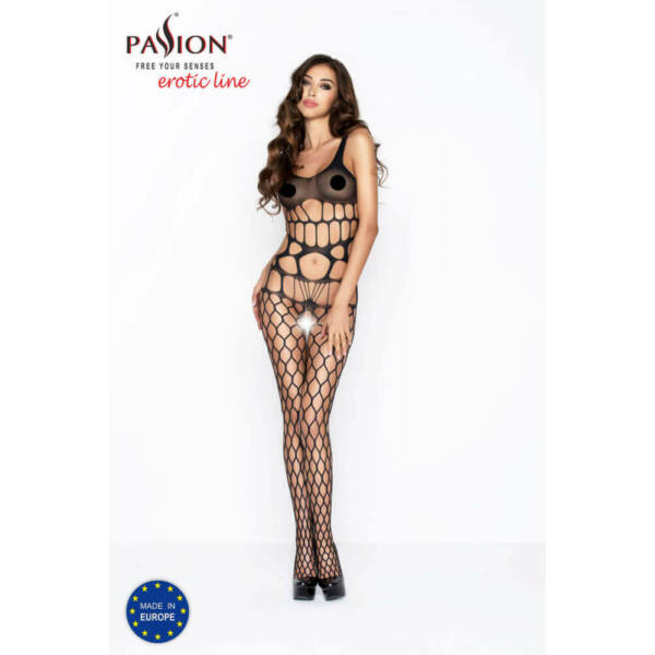 Passion BS032 - overal (black)
