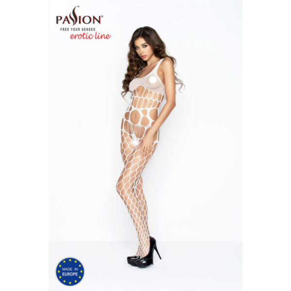 Passion BS032 - overal (white)