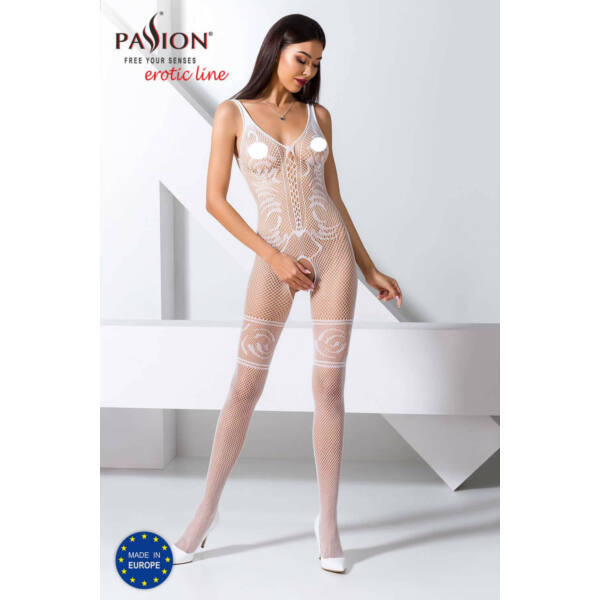 Passion BS069 - overal (white)