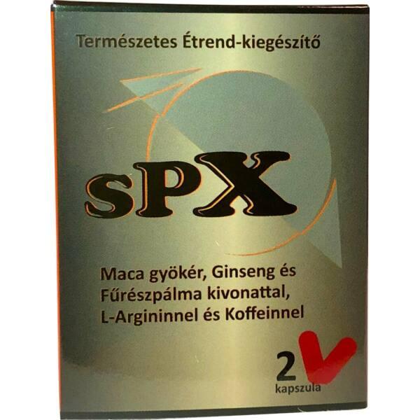 SPX – prírodný výživový doplnok pre mužov (2ks)