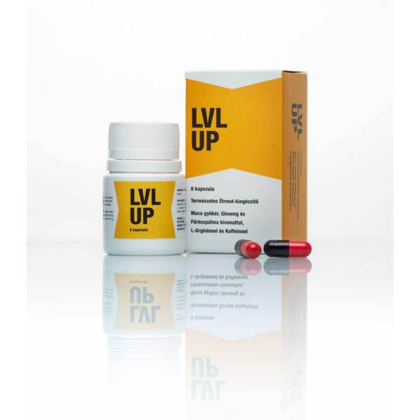 LVL UP – prírodný výživový doplnok pre mužov (8ks)
