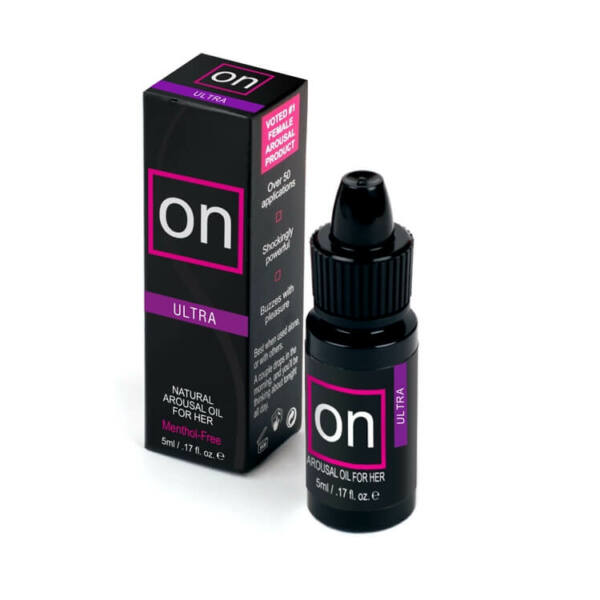 Sensuva Ultra – dráždivý intímny olej pre ženy (5ml)